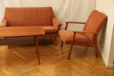 Early 60's group for sale for reupholstery