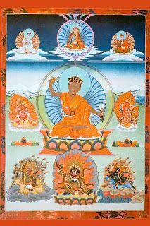 Buddhista szómagyarázatok: Karmapa Bhutan, Karma, Buddha, Dragon, India, Blog, Painting, Goa India, Painting Art