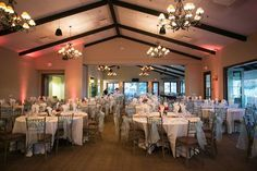 San Clemente Our spacious banquet hall has plenty of room for all your guests.