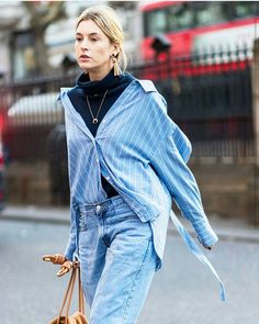 "148 curtidas, 2 comentários - No:34 (@no34style) no Instagram: ""#londonfashionweek #loveit #cokiyi #lfw17 #cool #women #lfw #fashion#streetstyle#vogue…"""