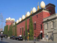 Musée Dali, Figueres - Espagne