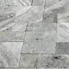 Pavers around pool silver travertine Outdoor Flooring, Stone Flooring, Swimming Pool House, Swimming Pools, Natural Stone Pavers, Pool Pavers, Travertine Pavers, Pool Decks, Backyard Patio