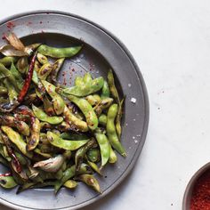 C'mon, who doesn't love edamame? Consider this recipe the adults-only version…