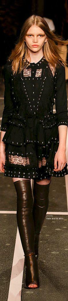 #Paris FW Givenchy Spring Summer 2015 RTW