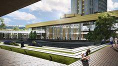 Kazakhstan Hotel | Ricardo Bofill Taller de Arquitectura