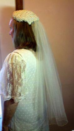 Vintage Bridal Veil