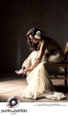 Portafolio / sesión fotografica trash that dress