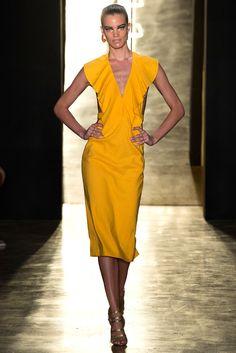 Cushnie et Ochs Spring 2015 Ready-to-Wear Fashion Show - Rianne Ten Haken