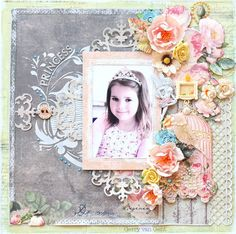 Princess ~Prima Marketing~ - Scrapbook.com