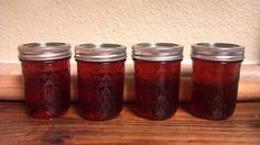 Audrey's Sweet Tea Jam