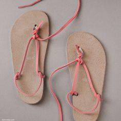kumosha's walking leather sandal huarache3 -sango-