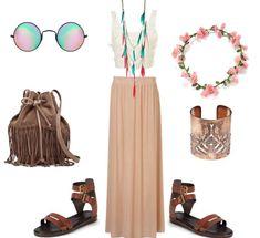 diy hippie costume - Google Search