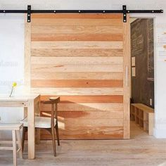 Kit accesorios para puertas de madera BRAULIO - 90.2455.4