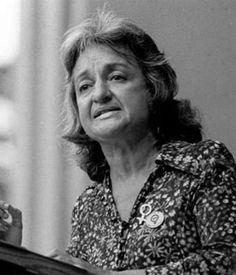 Betty Frieden 1921-2006  60´larin en önemli feminist yazarı.