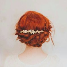 Beautiful Vintage Wax Flower Crowns from Waxflower Vintage