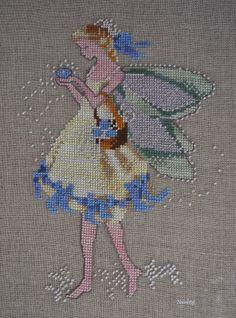 Цветочная фантазия: Connection  Easter Fairy