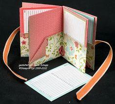 Stempel-trifft-Papier: Geburtstagskalender