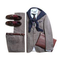 JAMAIS VULGAIRE, Une tenue formelle facile à porter
