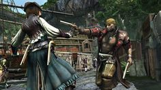 Assassin's Creed 4: Black Flag Multiplayer Video - Gamerspective