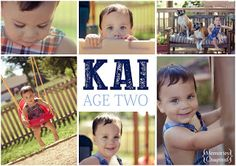 Two year old little boy photography session.  Playing in the backyard.