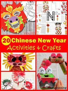 20 Chinese New Year Activities & Crafts for Kids Source by blimeylimey Related posts: 15 Chinese New Year Activities for Kids – I love these ideas! Food, kid crafts… Chinese New Year Crafts and Activities The Best 60 Chinese New Year Crafts …