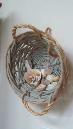 home decor~ she sells sea shells by the sea shore~ easy diy and inspiration!
