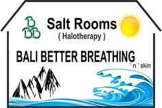 We highly suggest visiting our friends at BBB: Bali Better Breathing ~ SALT ROOMS (Halotherapy)