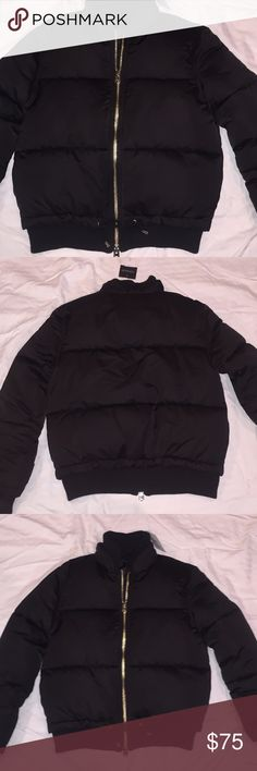 NWT Women's Topshop Puffy Jacket Brand new tags attached! Topshop Jackets & Coats Puffers