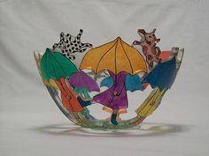 It's Raining Cats and Dogs, Ann Alderson Biba, Artful Home