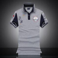 High quality summer style Australian RETAIL AERONAUTICA MILITARE Men's POLO Shirt Air Force One Embroidered Men's Brand Clothing - GKandAa - 24