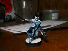 Infinity the Game: Pan-O, Not-a-Knight of Santiago by SephKnight