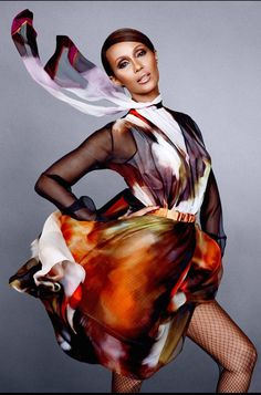 Snapshot: Joan Smalls, Lady Gaga, Iman, and more for Harper's Bazaar's September 2014 Icons Issue