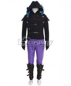 Fortnite Raven Cosplay Raven Costume Fortnite Raven Halloween