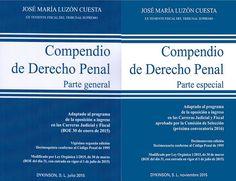 Compendio de derecho penal. Parte general / José María Luzón Cuesta ; con la colaboración de Alejandro y María Luzón Cánovas