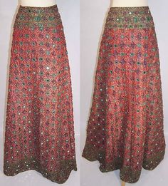 Easy to Sew Lehenga Skirt Tutorial | Style2Designer