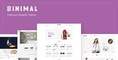 Binimal - Minimalist eCommerce PSD Template by Vianko Binimal is a very clean and modern PSD Teplate. Binimal is designed as a crafted fashion online store & other related niche site in the industry, but it is also suitable for different kinds of product. There are 4 pre-made homepag