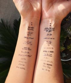 Mom Tattoos Discover Suicide & Self-Harm Prevention Temporary Tattoo Pack Including Semicolons Positive Affirmation Quotes and Motivational Self-Talk Suicide & Self-Harm Prevention Temporary Tattoo Pack Tattoos To Cover Scars, Scar Tattoo, Tattoos For Women Small Meaningful, Small Tattoos With Meaning, Meaningful Tattoos, Elegant Tattoos, Trendy Tattoos