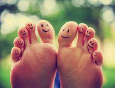 Volgens het Brits magazine Goodhousekeeping zegt de vorm van je tenen/voeten veel over je persoonlijkheid. Is jouw tweede teen langer dan je grote teen?