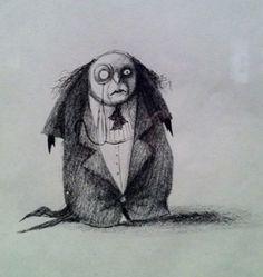 The Penguin by Tim Burton