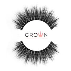 Crown Lashes Mink Fake Eyelashes in style Lovesick Fake Lashes, Eyelashes, Doll Eyes, Super Natural, Latex Free, Mink, Makeup Yourself, Cruelty Free, Makeup Looks