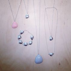 Brand new things! Uutuuksia tulossa  #brandnew #finnishdesign #jewellery #korut #lifestyle #designtreat #lahti