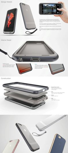 AN IPHONE CASE FOR JUICE AND JPEGS... Read more at Yanko Design