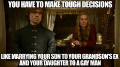 """Father's Day is coming up... Click to see all """"8 Things Game Of Thrones Has Taught Us About Fatherhood"""" on BuzzFeed!"""
