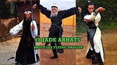 Wu Tang Collection: Bruce Lee Flying Dragon (18 Jade Arhats)