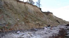 Steilküste Weissenhäuser Strand - Ostsee Steilküste Weissenhaus an der Hohwachter Bucht in Schleswig Holstein zwischen Kiel und Fehmarn. Aufgenommen am 30.10.2016 mit meiner Canon EOS 70D. Link zur Camera bei Amazon: http://amzn.to/2fmzVrV
