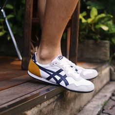 calzado tiger onitsuka new york zapatos zip