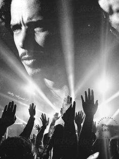 Chris Cornell Forever 💚 Edits By Shelley Wilczewski Chris Cornell, Shadow King, Black Hole Sun, Hard Rock, Grunge, Singer, Ears, Memories, Stone