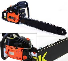 Special Offers - Cheap NEW 22 Gas Chainsaw Wood Cutter w Electronic Ignition Power Equipment 2.4HP - In stock & Free Shipping. You can save more money! Check It (September 28 2016 at 08:55AM) >> http://aircompressorusa.net/cheap-new-22-gas-chainsaw-wood-cutter-w-electronic-ignition-power-equipment-2-4hp/