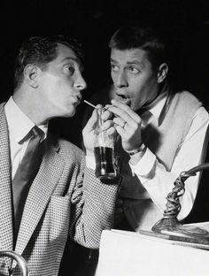 Jerry Lewis & Dean Martin