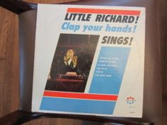 Many new records in stock this weekend including this great gospel album by the one and only Little Richard. If you are on the hunt for records now would be a good time to check out our selection. One And Only, The Selection, Singing, Album, Check
